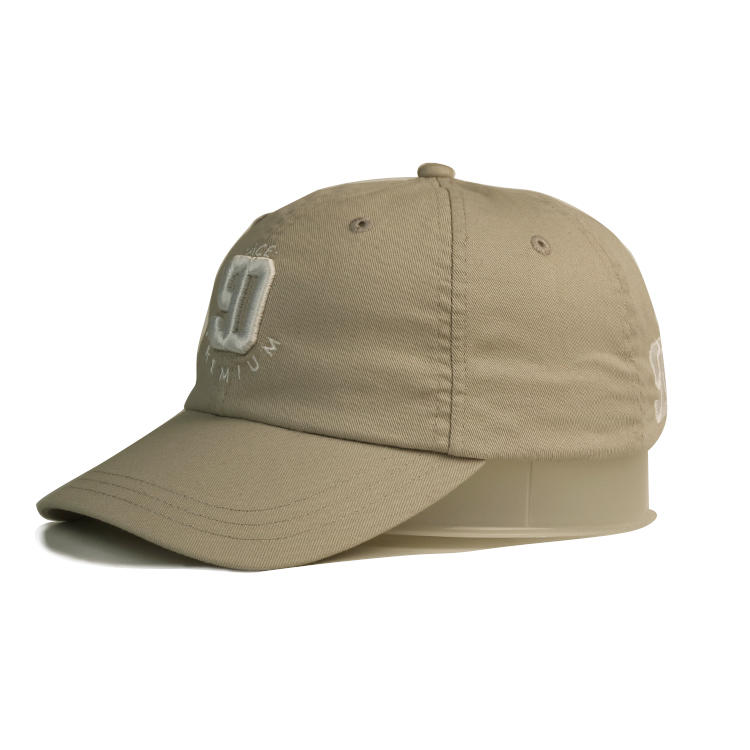 Ace Customized Cotton Baseball Hats Custom New Embroidered Baseball Caps Strap With Metal Buckle Bsci