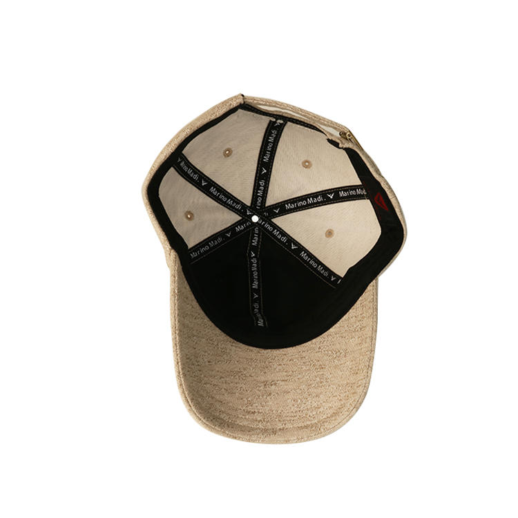 Ace Promotional Baseball Hats Custom New Embroidered Baseball Caps Strap With Metal Buckle Bsci