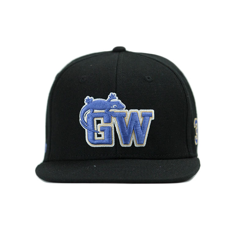 Fashion 3d Letter Embroidery Snapback  Caps Men Women Custom Hot Sale Hip Hop Cap