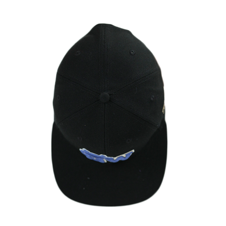 ACE tiger blue snapback hat free sample for fashion-4