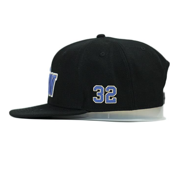 ACE white cool snapback caps customization for fashion-6