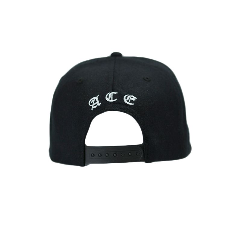 ACE Breathable cool snapback hats OEM for fashion-2