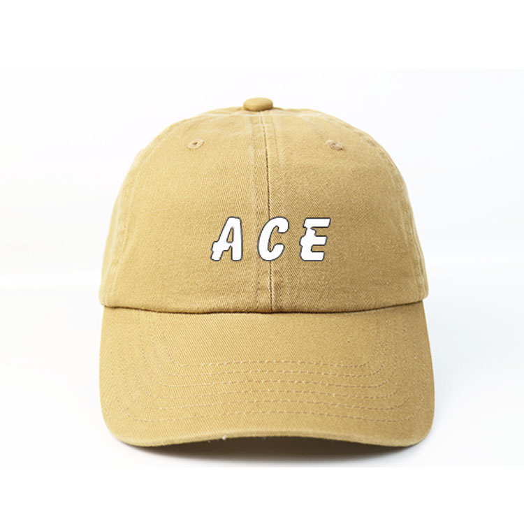 ACE fashion embroidered baseball caps customization for beauty-1