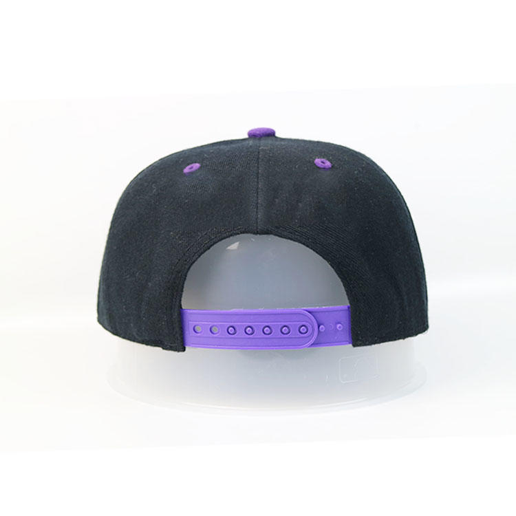 Special material Customized Design plastic buckle printing Sports Snapback Hats Caps