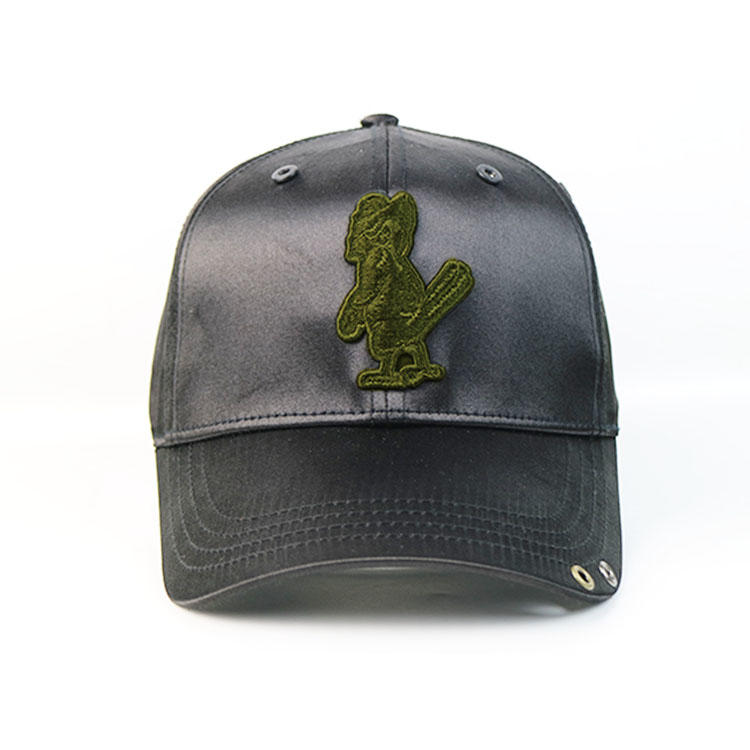 Custom Made Private Label  Print embroidery patch Sports Hats Baseball Caps