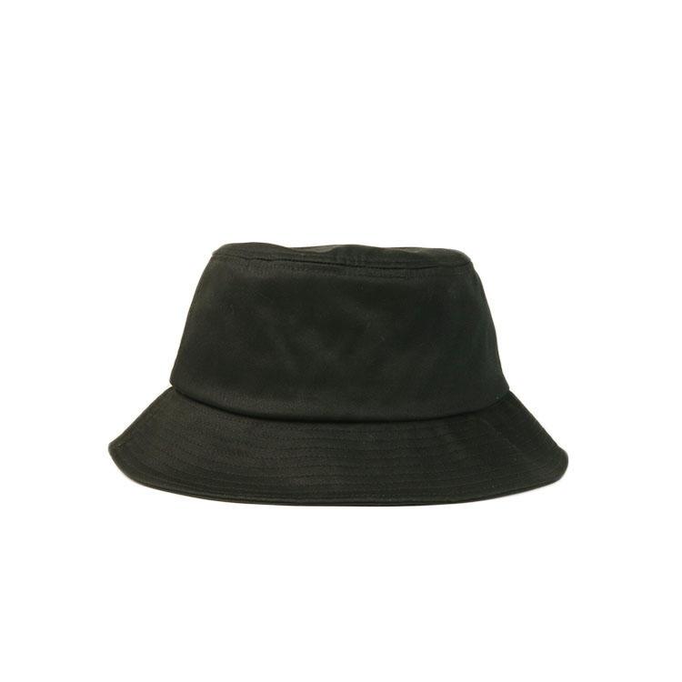 Unisex 100% Cotton Packable Summer Travel Bucket Beach Sun Hat Outdoor Cap