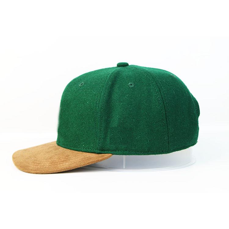 Snapback Hats Custom Logo Ace Flat Bill Cap sport hat