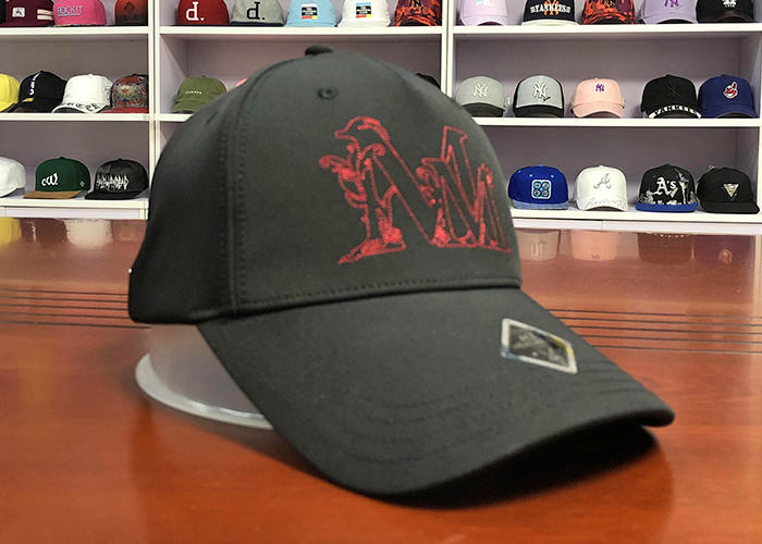 Cool Outdoor Simple Style Baseball Cap With Embroidered Letters Logo