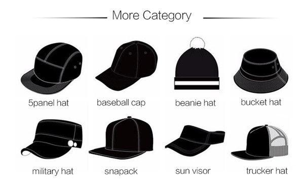 ACE printing plain baseball caps supplier for fashion-7