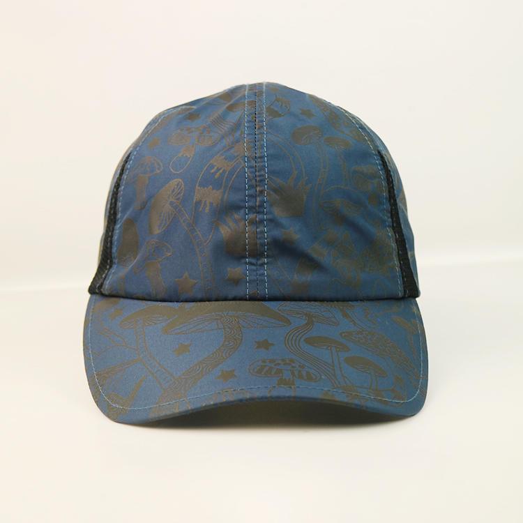 6 panel cotton sport cap custom printed logo golf hat logo baseball cap