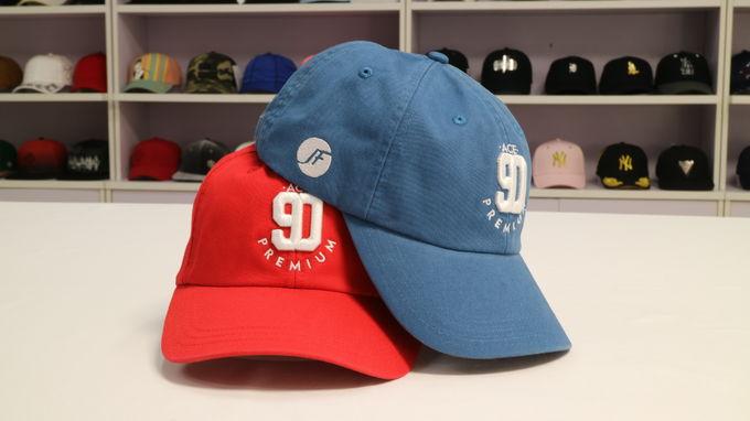ACE girl fitted baseball caps free sample for baseball fans-1