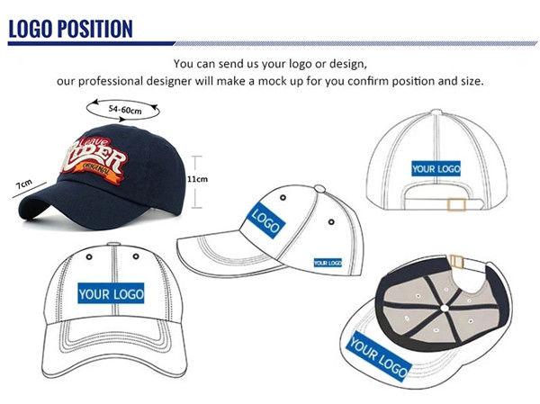ACE girl fitted baseball caps free sample for baseball fans-5