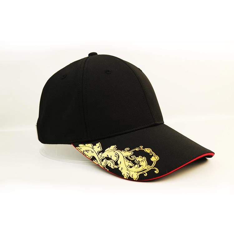 Bsci Printing Baseball Cap Cotton Made Adjustable Unisex Constructed Hat