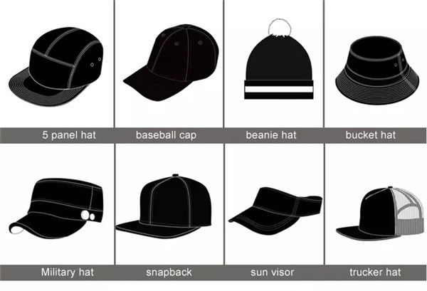 ACE pringting black snapback cap for wholesale for beauty-3