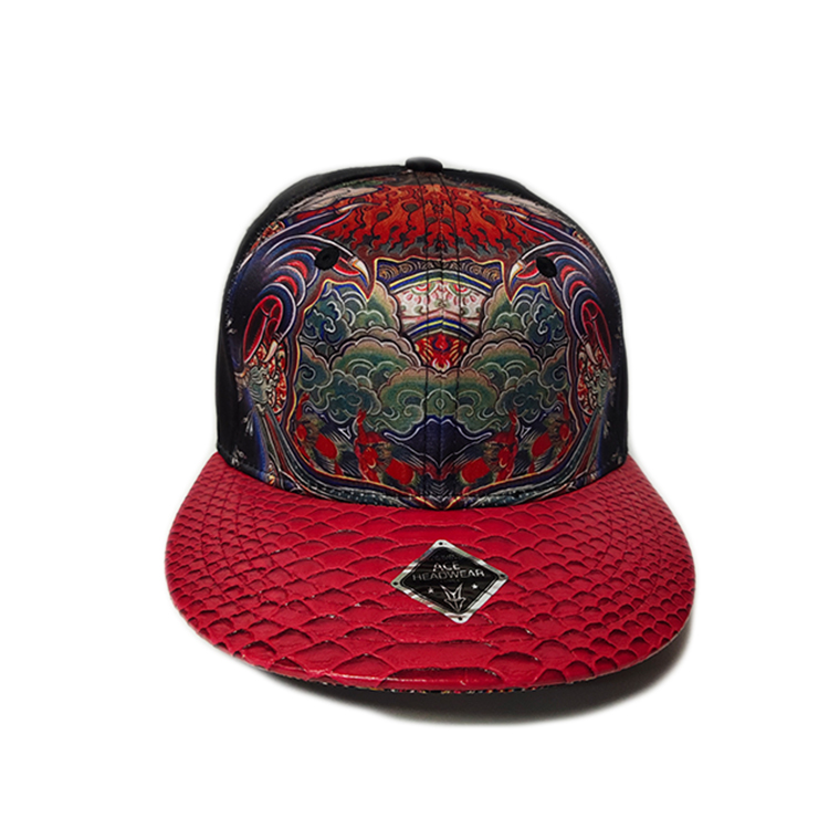 ACE solid mesh blue snapback hat get quote for beauty-1