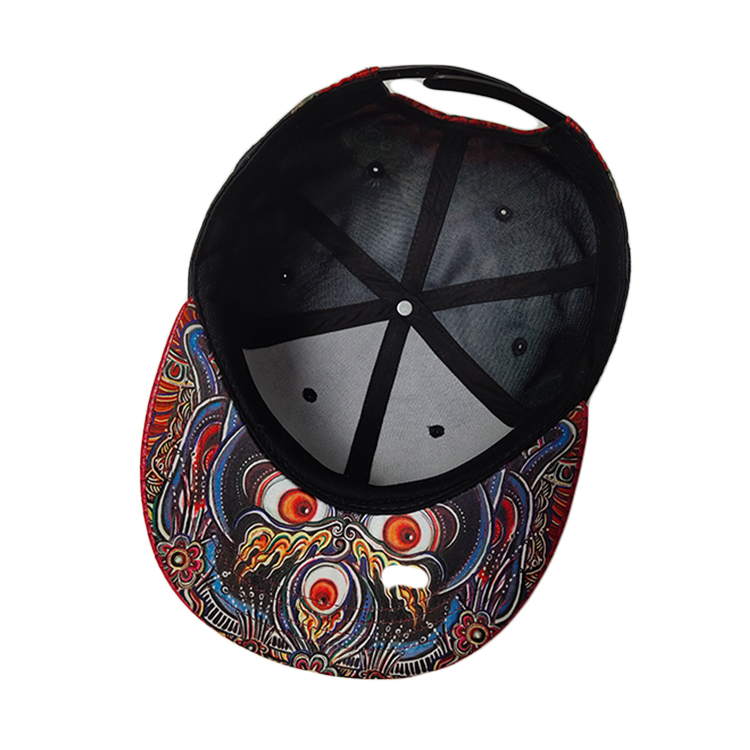 ACE solid mesh blue snapback hat get quote for beauty-3