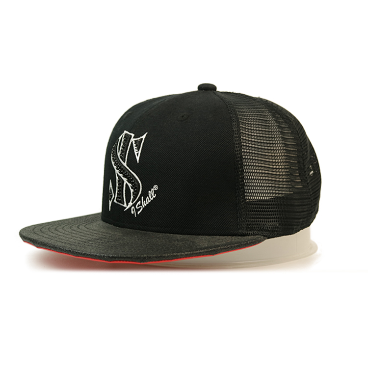 portable trucker cap embroidery supplier for fashion-2