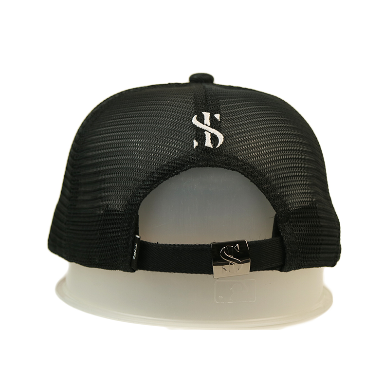 portable trucker cap embroidery supplier for fashion-3