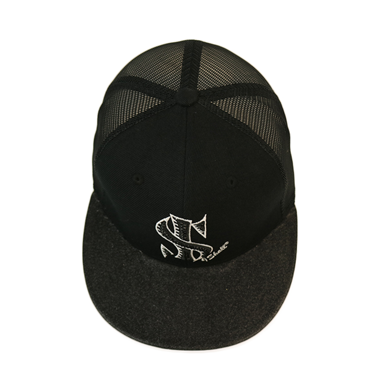 portable trucker cap embroidery supplier for fashion-4