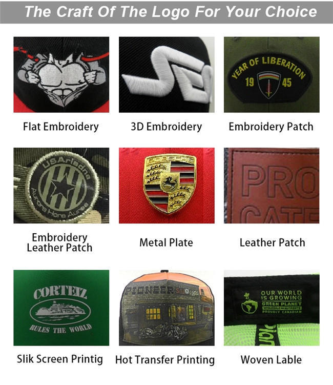 portable trucker cap embroidery supplier for fashion