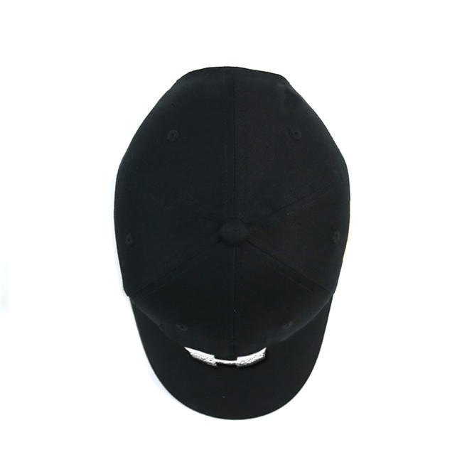 High Quality ACE Custom Flat Embroidery Logo Baseball Cap Hat