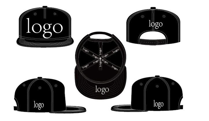 ACE latest black snapback hat ODM for beauty-3