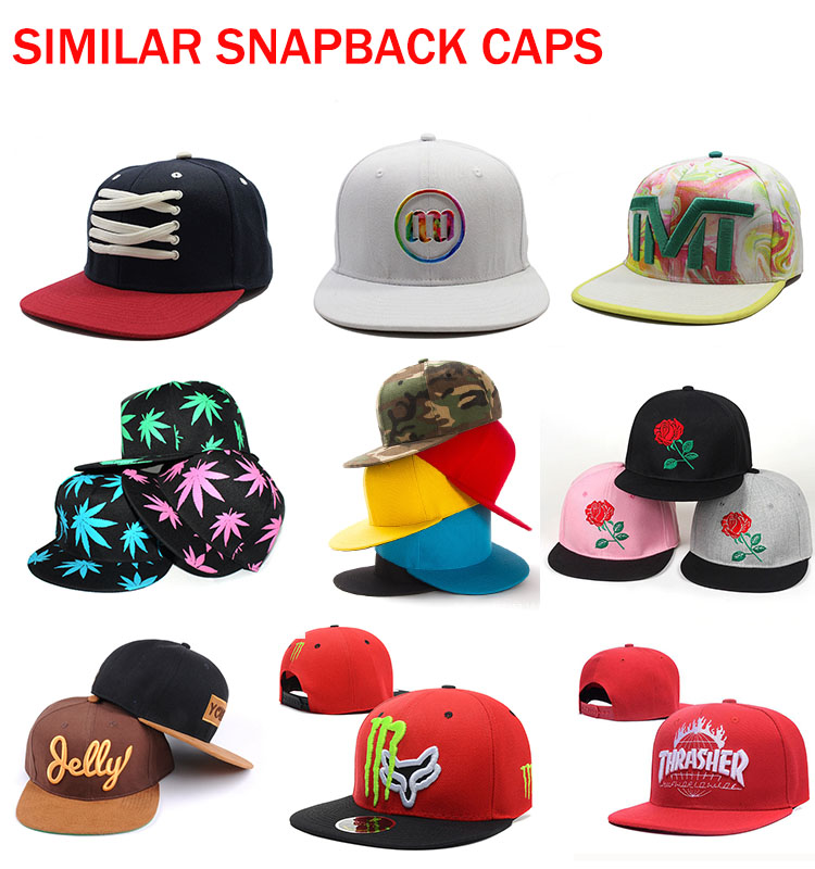 ACE hat mens black snapback hats for wholesale for fashion-3