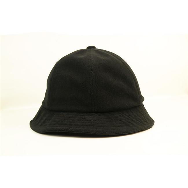 ACE Unisex Solid Color Soft otton Bucket Fisherman Cap Winter Custom Fishing Hat
