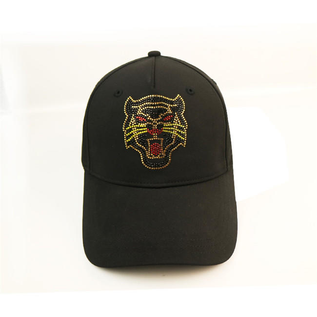 ACE glitter personalized baseball caps for wholesale for fashion
