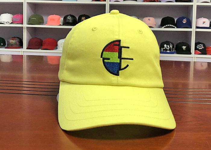 Fashion cotton 6 panels baseball cap hats, shenzhen dropshipping custom dad hat cap