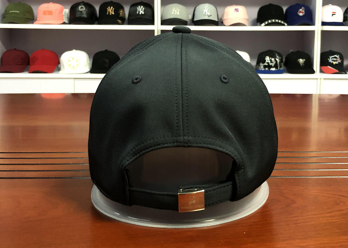 ACE funky black baseball cap customization for baseball fans-3