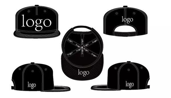 on-sale cool snapback hats 3d free sample for fashion-4