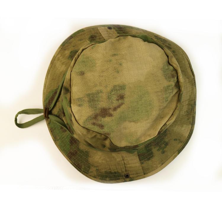 Outdoor Activicty Sunscreen Fishing Military Bucket Digital Camo Hats Caps for Men