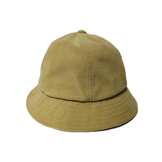 New Style ACE Unisex Custom Bucket Warm Winter Cap Custom Yellow Solid Color Fishing Cap Hat