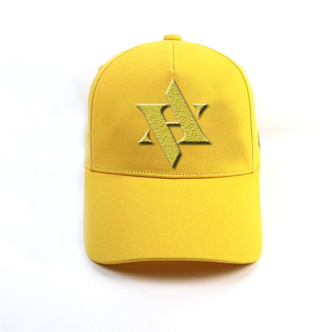 New Style ACE 5 Panels Outdoor Fashionable Unisex Custom Fabric Logo Patch Baseball Sports Curve Brim Cap Hat