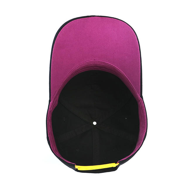 ACE Breathable leather baseball cap supplier for fashion