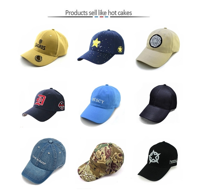 funky fashion baseball caps black customization for beauty-7