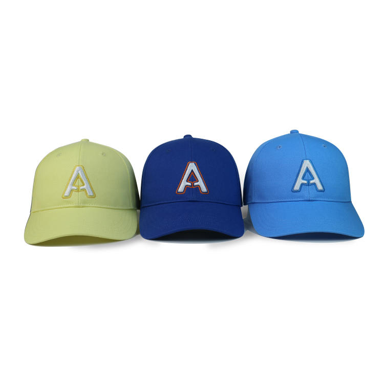 Custom 3D Embroidery Logo Baseball Cap Sport Hats Bsci Cotton Golf Caps