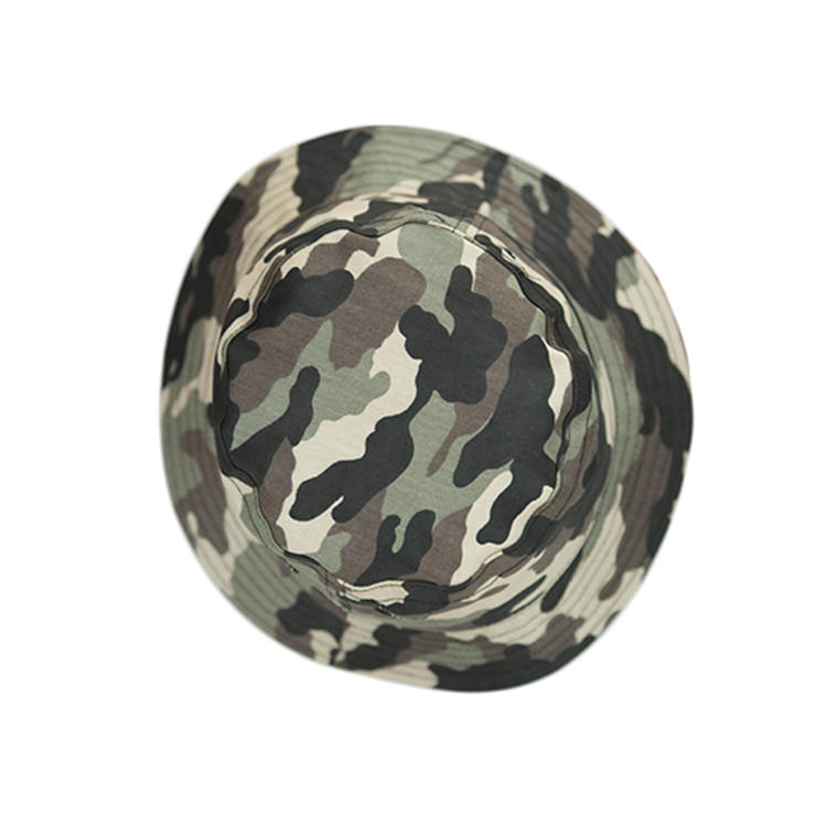 ACE high quality camouflage bucket fishing cap hat