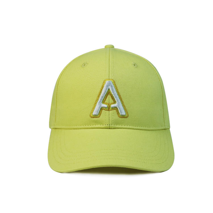 ACE Custom 3D Embroidery Logo Hat Baseball Cap Unisex Outdoor Sun Cotton Golf Caps.