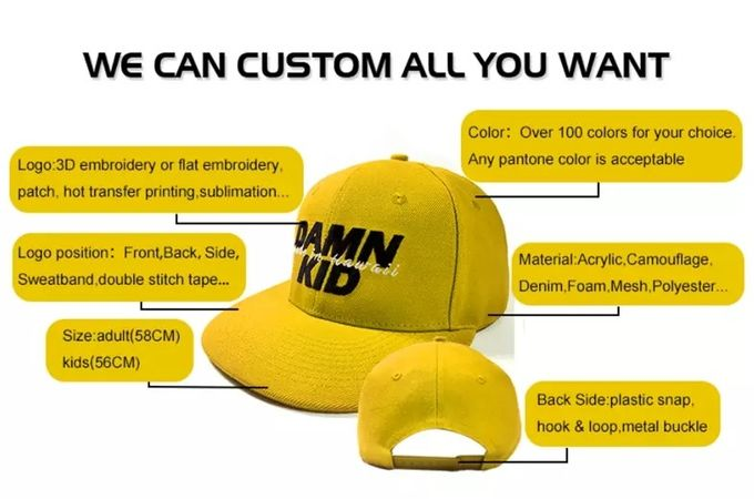 ACE caps baseball cap with embroidery bulk production for fashion-6