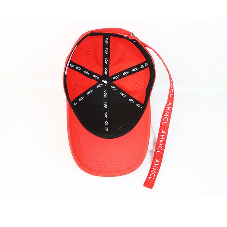 Custom Design Sublimation Printing Patch Logo Baseball Hats Men's Women Sport Caps
