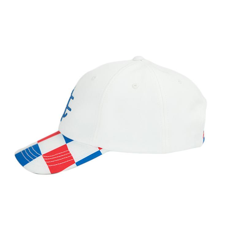 ACE 3d Embroidery Logo 6 Panel Custom Golf Caps Baseball Cap Cotton Hat