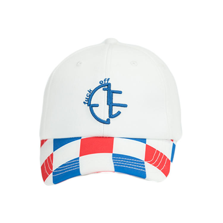 Bsci Wholesale Custom Baseball Cap With Metal Buckle With 3d Embroidery Logo 6 Panel Cotton Hat