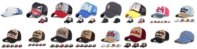 ACE panel baseball cap with embroidery get quote for baseball fans-2