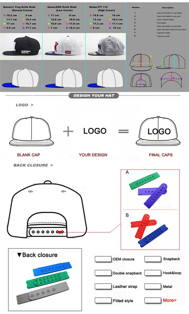 ACE made cool bucket hats free sample for fashion-8