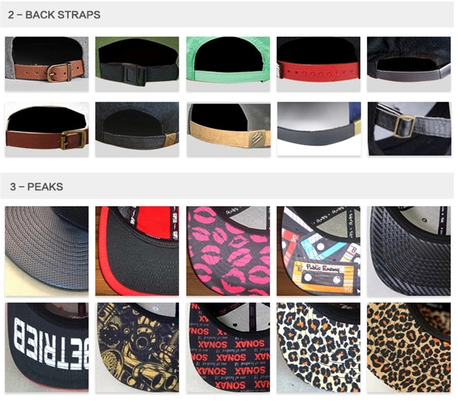 ACE metal personalised snapback caps for wholesale for beauty-7