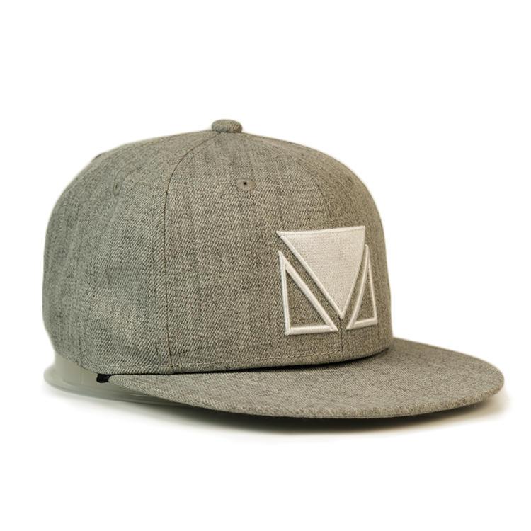 Ace Custom Removable Brim Snapback Cap Hat Men Snap Back Hats Wholesale Bsci