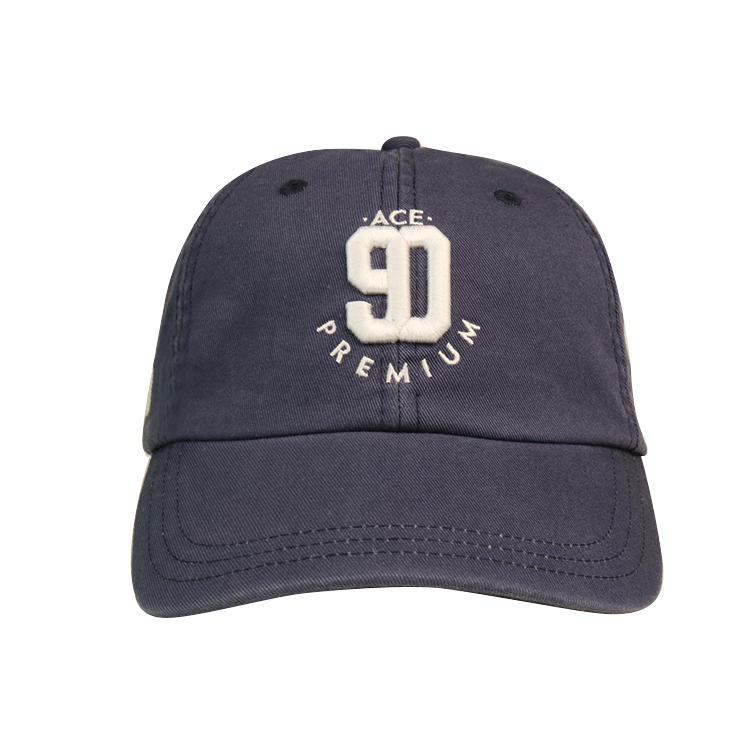Custom 6Panel 90 3D Embroidery Logo Mix Color Metal Buckle Baseball Caps Hat