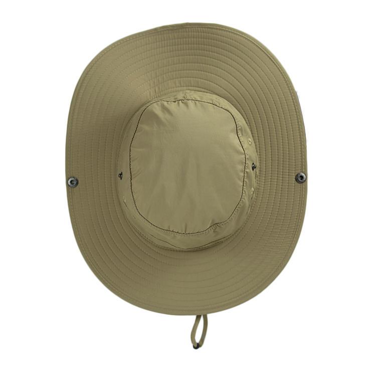 Beach Fishing Outdoor Bucket Hat Fishing Camping Bush Walking Foldable Hat